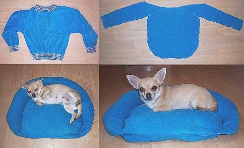 Pelíšek Modrý